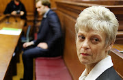 Police DNA expert Lieutenant-Colonel Sharlene Otto said the samples came from Teresa van Breda and her two sons' Henri and Rudi' or possibly just the two sons.