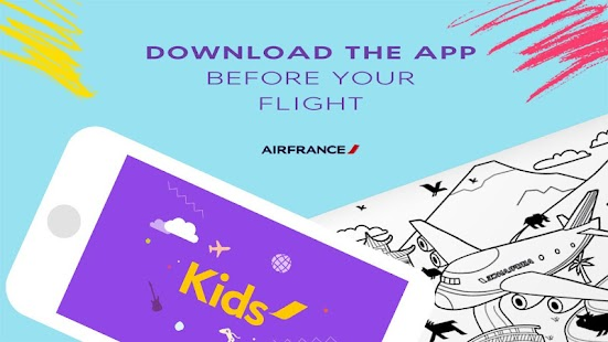 Air France Kids- screenshot thumbnail