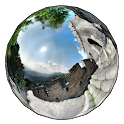 Photosphere Free Wallpaper icon