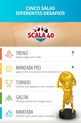 Scala 40 Online - Free Card Game 98.1.33 screenshots 3