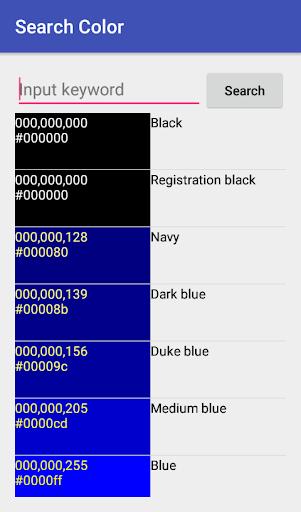 玩免費遊戲APP|下載配色チェッカー app不用錢|硬是要APP
