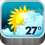 Animated Weather Widget, Clock 6.6.7 Apk