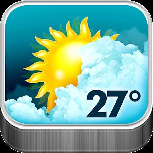 Download Animated Weather Widget, Clock