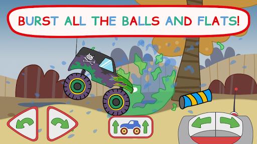 Kid-E-Cats: Kids racing. Monster Truck  screenshots 5