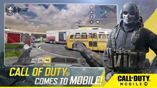 Call of Duty®: Mobile 1.0.11 (+Obb Data)
