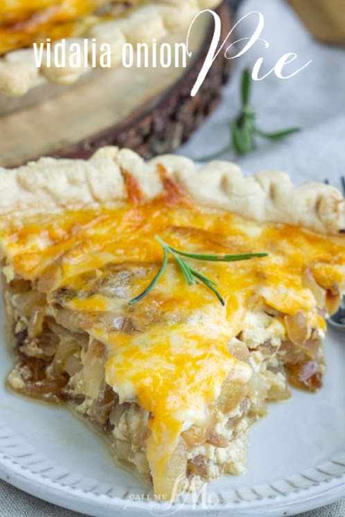 Vidalia Onion Pie Recipe