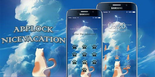 AppLock Theme Nice Vacation