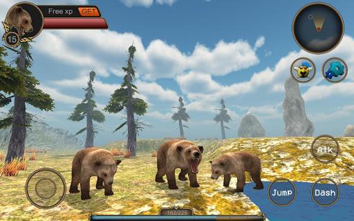 Bear RPG Simulator