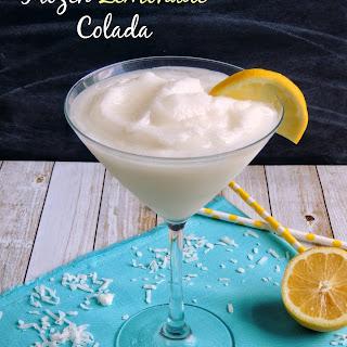 Frozen Lemonade Colada