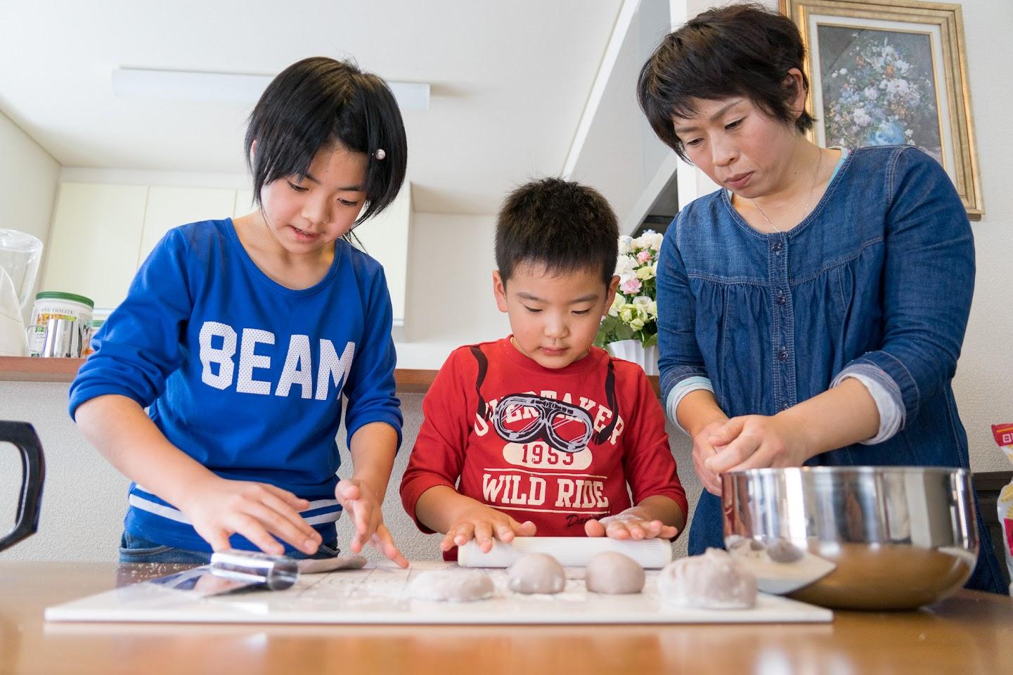 黒千石レシピ:黒千石肉まん・作り方