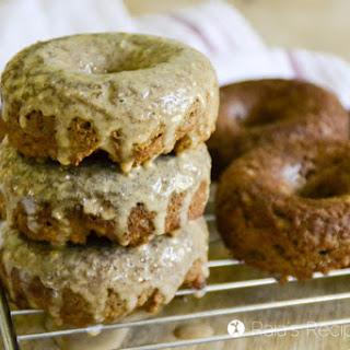 Masala Spiced Apple Donuts Recipe