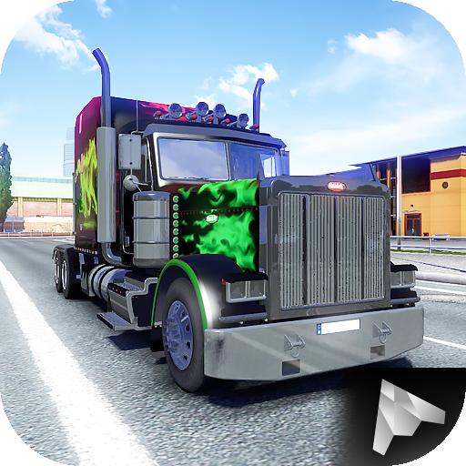 Big Truck Parking 3D