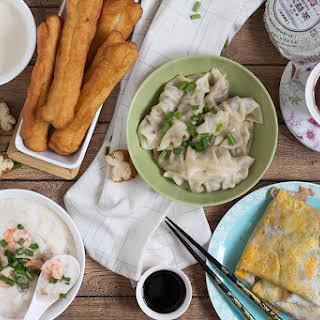 Chinese Breakfast – Breakfast Around the World #7.