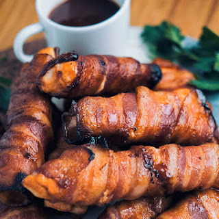 Bacon Wrapped Chicken Tenders Recipe
