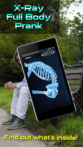 X-Ray Full Body Prank for PC