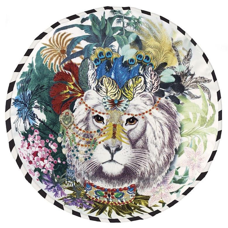 Jungle King Kudde