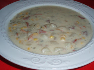 Potato Chowder Supreme Recipe