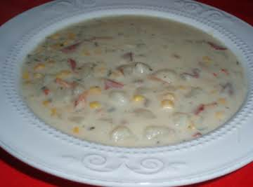 Potato Chowder Supreme