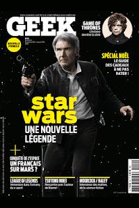 Geek Magazine screenshot 0