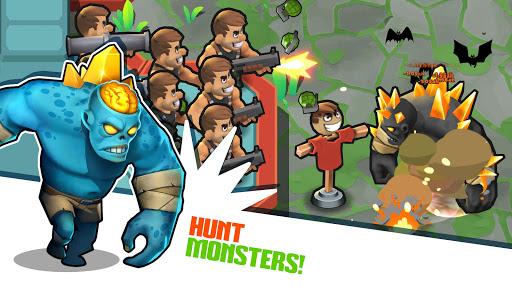Idle Monster Tycoon 0.6.0 screenshots 8