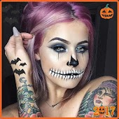 Tải Game Halloween makeup ideas easy