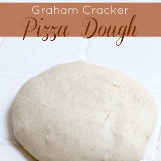 Graham Cracker Pizza Dough