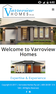 Varroview Homes- screenshot thumbnail