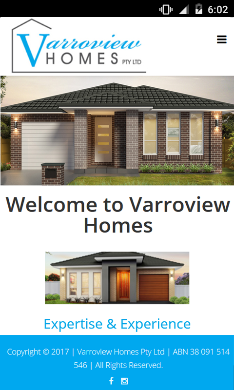 Varroview Homes- screenshot