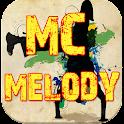 MC Melody falsete funk icon