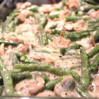 Paleo Green Bean Casserole – Gluten Free, Vegan
