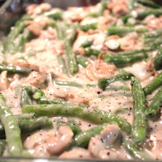 Paleo Green Bean Casserole – Gluten Free, Vegan.