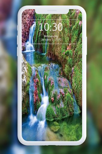 Waterfall Wallpaper 1.0 screenshots 4