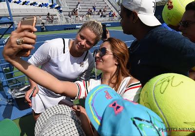 An-Sophie Mestach kan begrijpen dat Kim Clijsters gevoel van op de tour miste