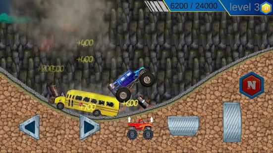 Netvor trucky pro děti - náhled