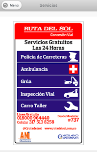 Ruta del Sol- screenshot thumbnail