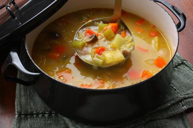 Basic Vegetable Soup Recipe