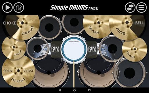 Simple Drums Free 2.4.1 screenshots 2