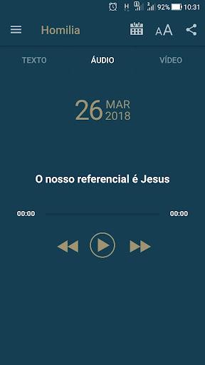Liturgia Diária - Canção Nova 3.0.2 screenshots 7