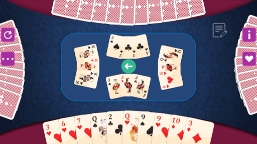 Hazari (u09b9u09beu099cu09beu09b0u09c0) - 1000 Points Card Game 1.0.7 screenshots 4