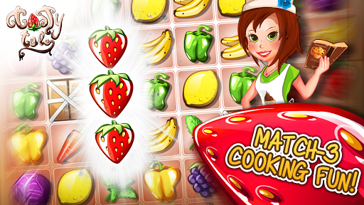 Tasty Tale: puzzle cooking game apkpoly screenshots 3
