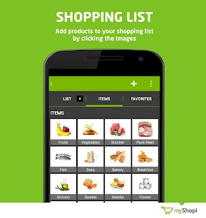 myShopi – shopping & promo Screenshot 1