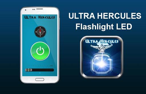 Ultra Hercules Flashlight LED