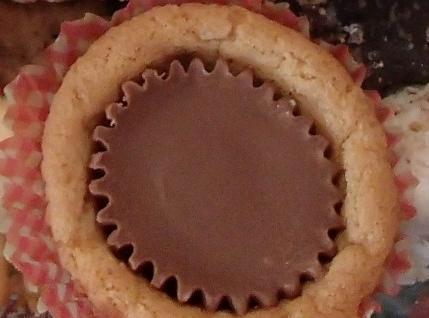Peanut Butter Cup Surprises Recipe