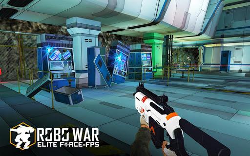 Real Robots War Gun Shoot: Fight Games 2019 1.1.3 screenshots 12