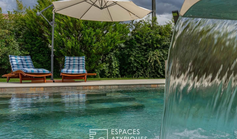 Maison avec piscine Galargues