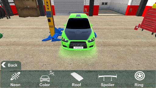 Car Parking Driving Simulator 3D Parking lot 1.0.1 screenshots 6