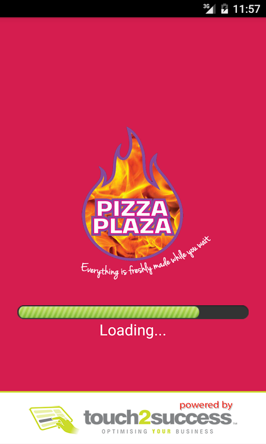 Pizza Plaza- screenshot