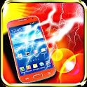 Prank Electrified Screen icon