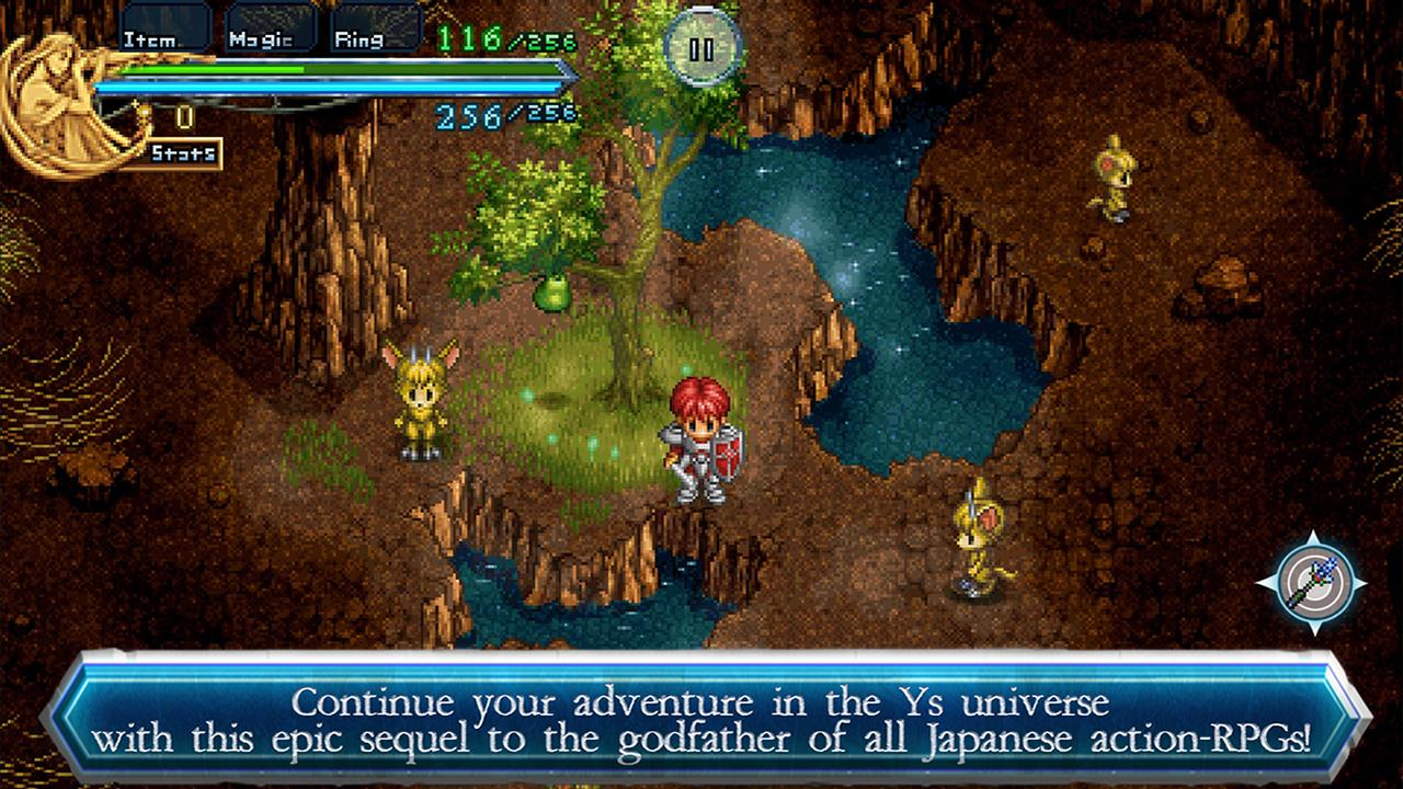 Ys Chronicles II screenshot #6