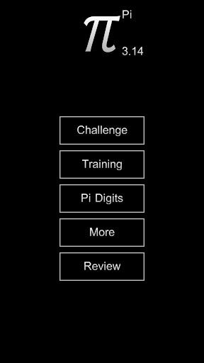 Memorize Pi Digits - 3.14π screenshots 1